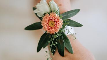 Accessoires, bracelet fleuri